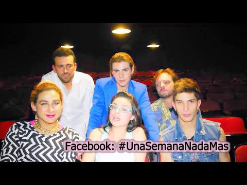 RETO DE LA ESCENA ft. VIOLETA ISFEL, RICARDO FASTLICHT Y RICARDO MARGALEFF #UnaSemanaNadaMas