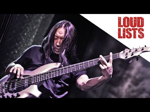 15 Greatest Bass Solos in Metal History
