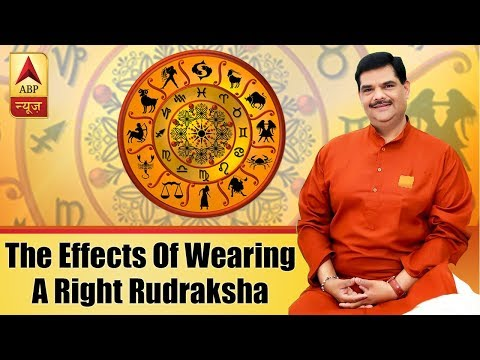 GuruJi with Pawan Sinha: Know the effects of wearing a right Rudraksha