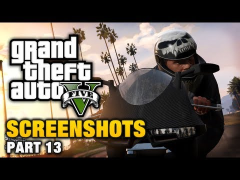 GTA 5 - 12 New Screenshots Analysis [Part 13]