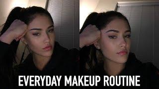 MY QUICK & EASY EVERYDAY MAKEUP ROUTINE! | Mel Joy