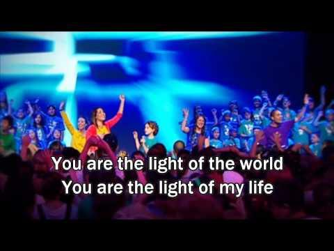 Light of the world - Hillsong Kids (with Lyrics/Subtitles) (Best Worship Song)