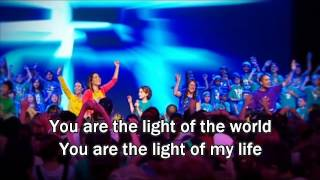 Watch Hillsong Kids Light Of The World video