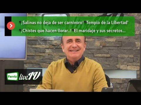 Ferriz LIVE TV-6 de Noviembre, 2015-Programa 212