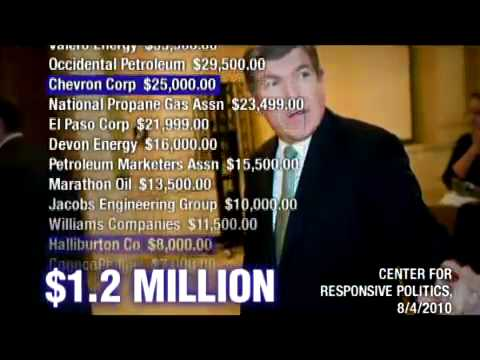 Roy Blunt: Right for Big Oil, Wrong for Missouri (MO-Sen)