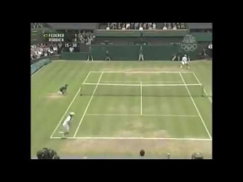 Wimbledon 04 Final: Andy Roddick's Finest Set