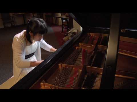 BACH&friends HD Hilda Huang Fugue No. 9 - Michael Lawrence Films