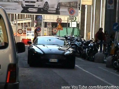 Supercars in Milan – Ford GT, Scuderia, LP560-4, LP640, 360CS & More