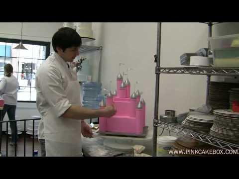 Diy Tinkerbell Cake