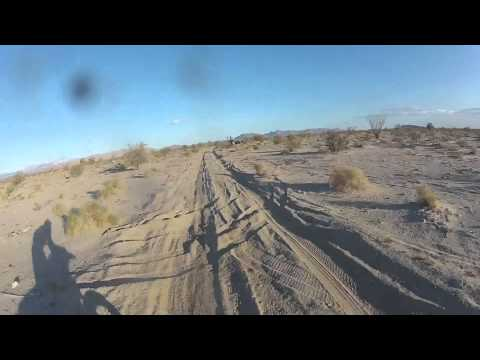 2013 San Felipe 250, start-RM44: On board with Robby Bell