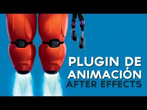 Plugin De Animación Para After Effects