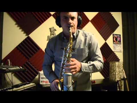 I Believe - Dave Koz (cover by Mike Miccoli)