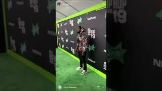 Tsu Surf Green Carpet Drip BET Hip Hop Awards 2019 #BETHipHopAwards #TsuSurf