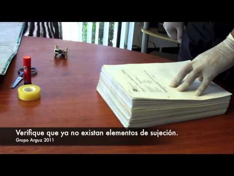 Procedimiento para digitalizacion de documentos para Pymes