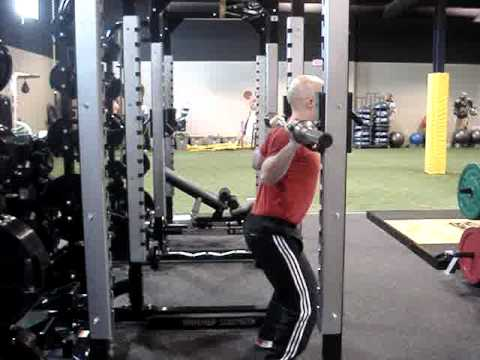 Powerlifting Squat vs Olympic Weigthlifting Squat Image 1