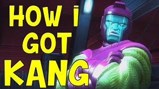 HOW I GOT KANG IN MARVEL Contest of Champions (iOS/Android)