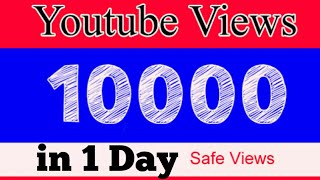 HOW TO Increase Subscribe & Views Try NEW Tricks This Video 100% Working HINDI