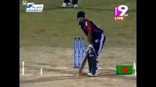 Nasir Hossain's different funny stances BPL- Bangladesh Premier League