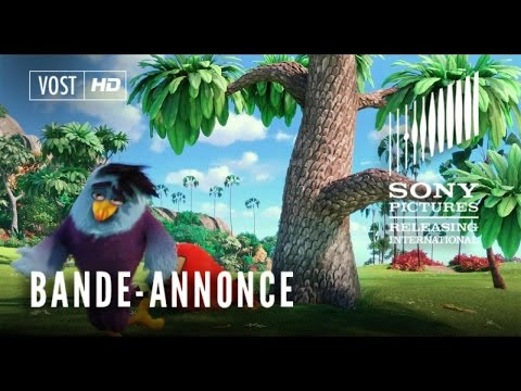 Angry Birds - Bande-annonce 1 - VOST