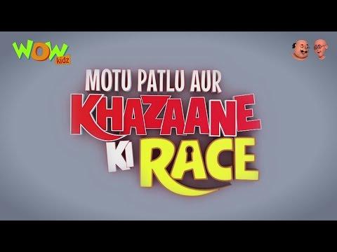 Motu Patlu Aur Khazaane Ki Race - Trailer thumbnail