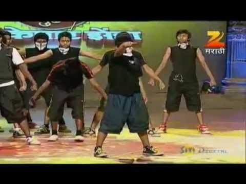Marathi Paul Padte Pudhe Atkepar Zenda  Insane Group singham video