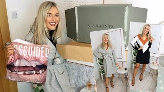 BEST JANUARY SALE FASHION BUYS 2019 | SALES SHOPPING | WHAT I BOUGHT IN THE SALES | Em Sheldon