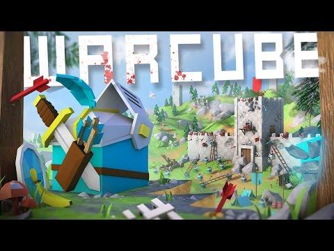 Прохождение WARCUBE: #1 - ТОПОВЫЙ АРБАЛЕТ!