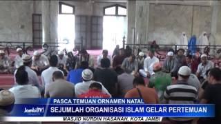 SEJUMLAH ORGANISASI ISLAM DI JAMBI GELAR PERTEMUAN