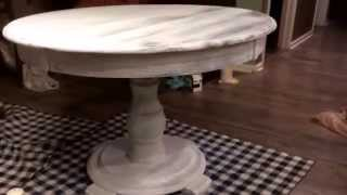 (3.26 MB) Shabby chic table project. Mp3