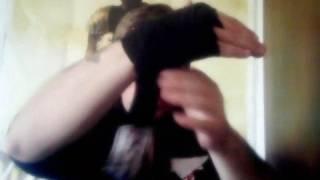 KickBoxing Le fasciature delle mani