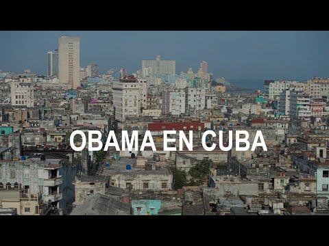 TV Martí Noticias — Obama en Cuba
