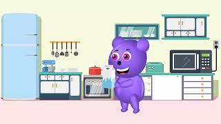 Gummy Bear Baby wants to play 💗 Children's Cartoons & Nursery Rhymes for Kids