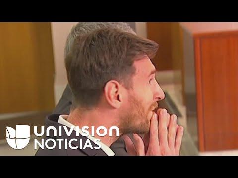 Lionel Messi fue sentenciado por fraude