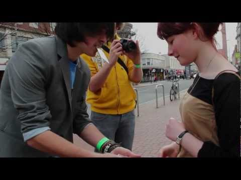 Street Magic with Magic Myles