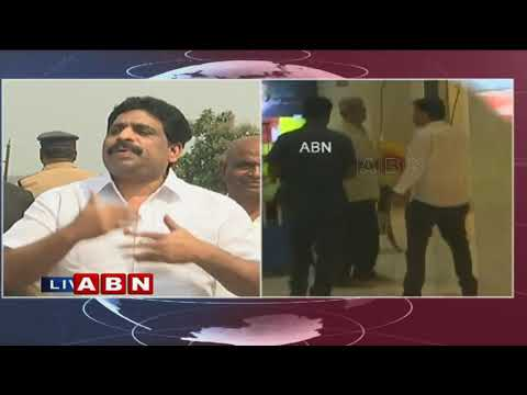 TDP leader Buddha Venkanna speaks to Media over YS Vijayamma comments on Jagan Incident