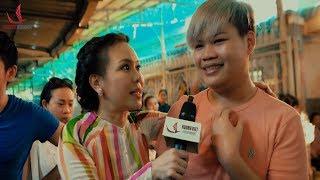 NMAVVN   Cùng Việt Hương khám phá chợ Cam-Pu-Chia