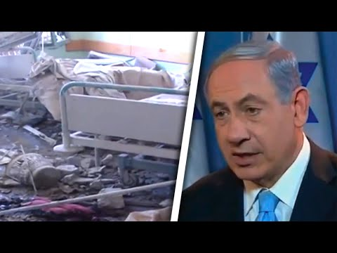 Israeli PM: We Kill Palestinians Because Hamas Wants 'Telegenically Dead'