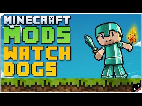 Minecraft Mods 62 - Watch Dogs (1.7.10)