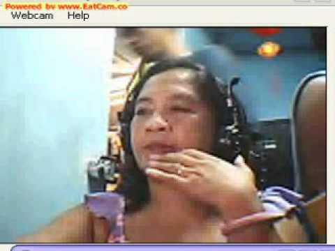 PHILIPPINA AN OLD LADY TRIES FOR SOMETHING SHOW FOR MONEY IN NET CAFE