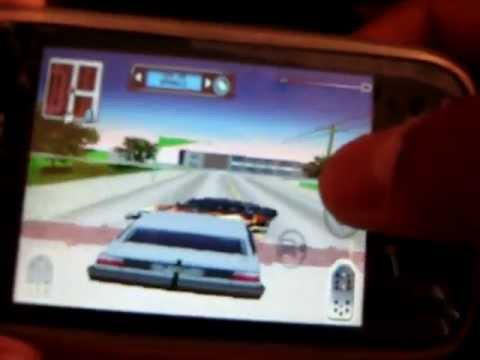 How to play Gangstar 2: Miami Vindication HD on galaxy y or any QVGA device (tutorial) free download