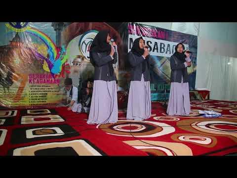 Nadzom Al-Fiyah versi Lagu Barat.