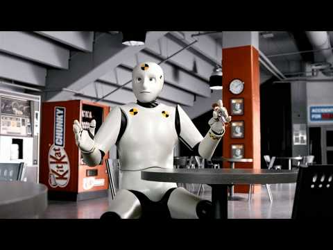Kit Kat Chunky - Dummy Commercial