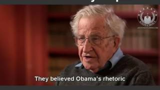 The interview every American must watch (Noam Chomsky)
