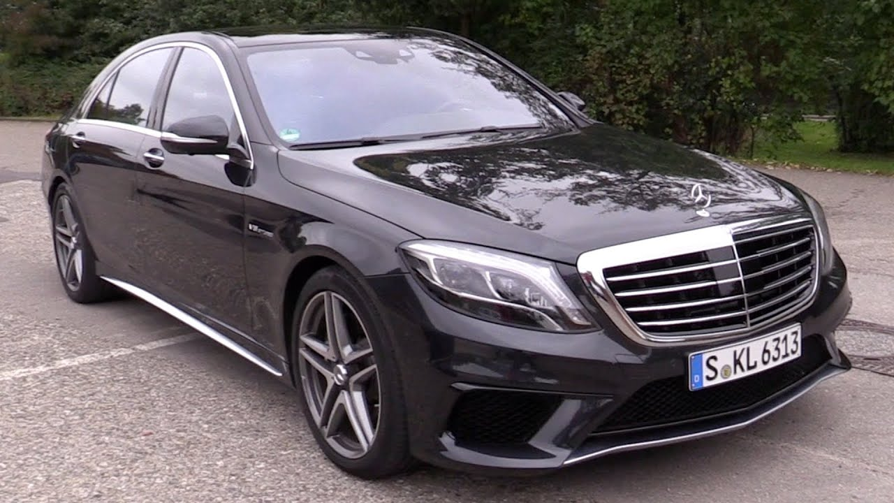 2014 mercedes benz s 63 amg in aktion youtube for Mercedes benz watch