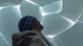 How To Build An Igloo | A Boy Among Polar Bears | BBC