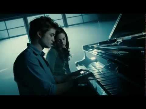 Twilight - New (!) Piano Ballad For Bella, 2012 video