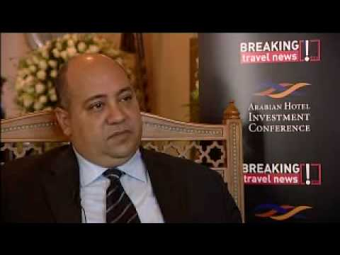 Mohamed Fathy, Sales Director, Port Ghalib @ AHIC 2009