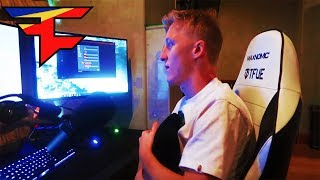 TFUE NEW GAMING SETUP TOUR IN FAZE HOUSE 2018