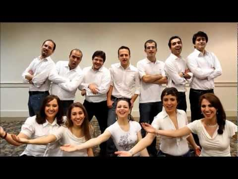 A Tribute To Iranian Pop Musicians By Iranian Students Of University Of Maryland video