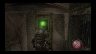 Resident Evil 4 walkthrough:  Chapter 5-4